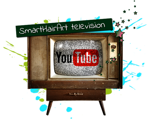 smarthairart on youtube